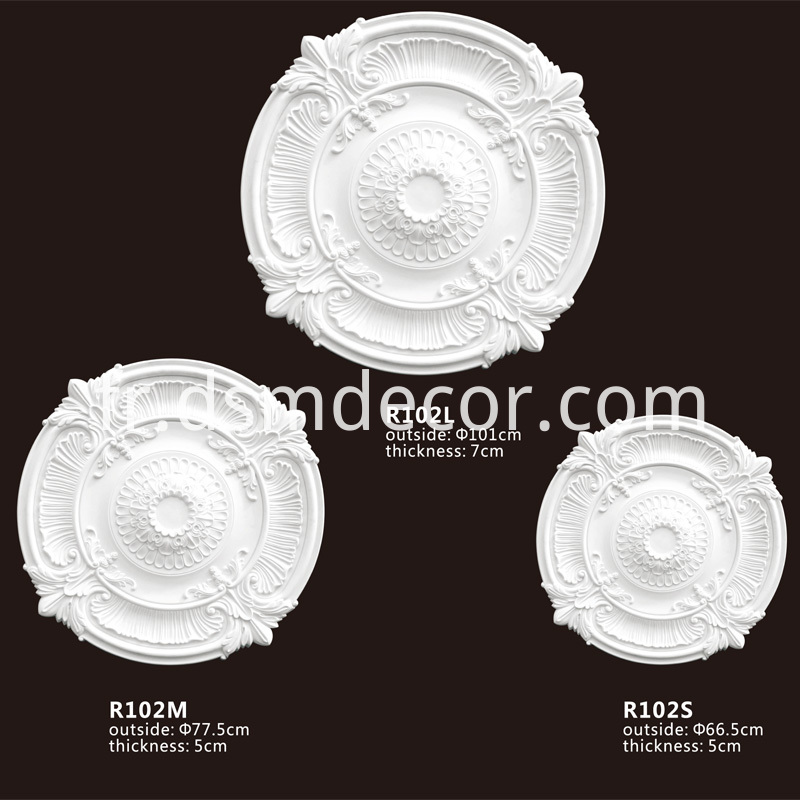 New Ceiling Rose