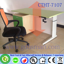 healthy product expo chair manual crank height adjustable desk homework table for kids