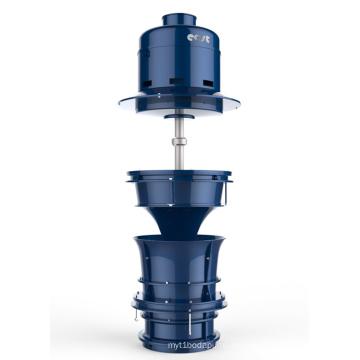 Hl bomba de flujo axial (flujo mixto)