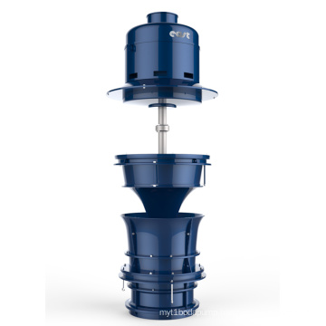 Hl Axial-Flow (mixed-flow) Pump