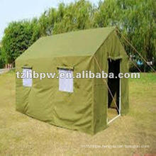 Laminated PVC coated canvas tent tarpaulin