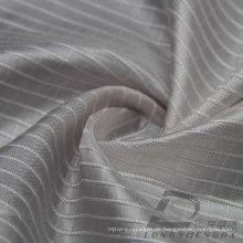 Wasser & Wind-Resistant Daunenjacke Woven Dobby Plaid Jacquard 100% Polyester Intertexture Taslan Stoff (H051)
