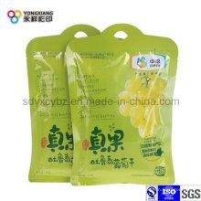 Getrocknete Früchte geformte Plastikverpackungsbeutel