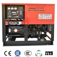 Gasoline Home Generating Set (ATS1080)