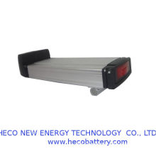 Rechargeable 10ah 36v Lifepo4 Battery Pack With 270*145*42.7mm