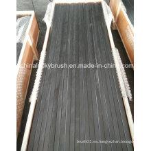 Barra de grafito de 1 metro / Slider para equipos de maquinaria de impresión y teñido (YY-492)