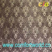 Brocado blusa tecido Uesd para cortina, almofada, vestuário