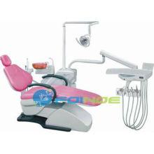 Кресло установленный Стоматологическая установка (кресло гидравлический электрический) модель: кДж-915