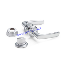 Hot sale zinc Rosette Door Handle