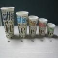 Alta qualidade Destaque café descartável