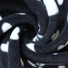 Cobertores baratos do velo da tela polar do velo do poliéster 100% no volume