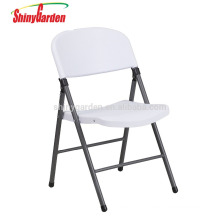 Cheap portable plastic folding chair for sale