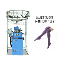 RB-6FTP newest design useful efficient cotton socks leggings knitting machine
