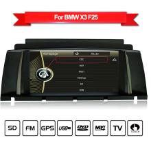 Car GPS navigation for BMW X3 F25