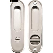 Fechadura de porta deslizante com liga de zinco para quarto