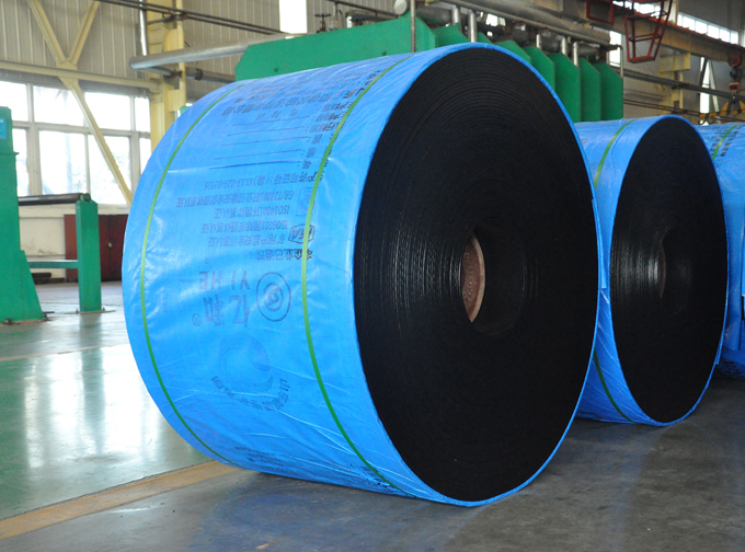 PVC flame retardant conveyor belt