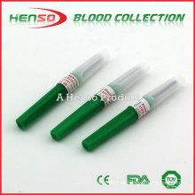 Henso prueba de sangre de muestras múltiples aguja