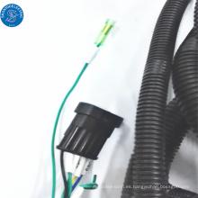 Montaje de cable de camión volquete personalizado