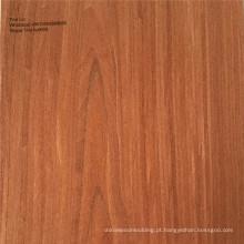 Folheado de madeira de folheado de madeira artificial