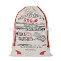 Christmas cheap santa sacks gift canvas santa sack