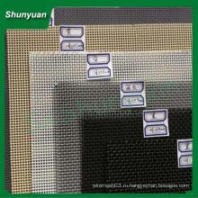 Металлический оконный и дверной москитные сетки из нержавеющей стали