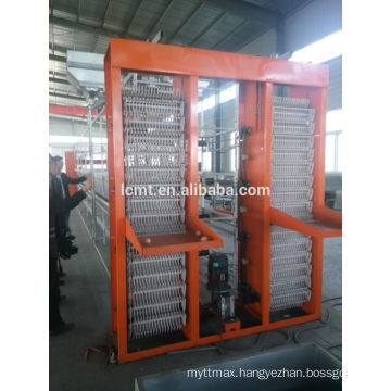 hot sale H type(6-tier) quail cage