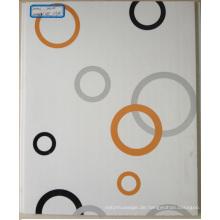 Heißer Transfer PVC Panel 24cm Vivid Farbe