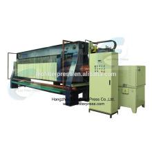Filtro de Leo Novo Hi-Tech CE Membrana Pressionando Membrana Filter Press