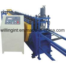 Machine entièrement automatique pour clous et rails en métal pour cloisons sèches