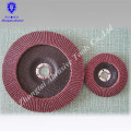 Abrasive Disc Type emery flap wheel