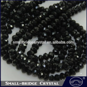Hot Sale Shinning Beads 8mm Crystal Glass African Beads Jewelry Set