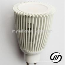 Ningbo cixi 2700k branco quente GU10 / GU5.3 9w dimmable levou spot luz