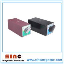 Tipo plano Base magnética (succión 150 kg)