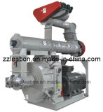 Gear Transmission Ring Die Wood Granulating Machine