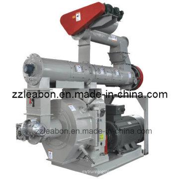 Gear Transmission Ring Die Wood Granulator Machine