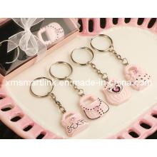 Mini-Dame Handbag Dekoration Schlüsselring für Souvenir Geschenk