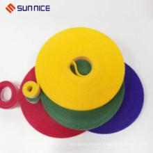 Faible prix utile crochet boucle velours câble wraps au crochet personnalisé