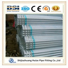 BS1387 / ASTM A53 Galvanized Pipe