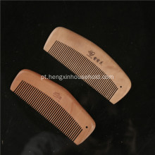 100% Natural Health Combs de madeira 13.5 * 5cm