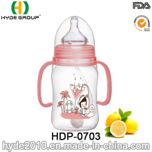 Wholesale Popular Baby BPA Free Feeder Bottle (HDP-0703)