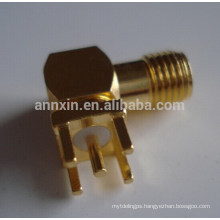 Economic new products sma crimp coaxial connector