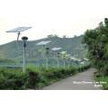 Lâmpada de jardim led solar IP65 de alta qualidade 3 dias 6-8 horas de tempo de trabalho 20w 30w 40w 50w 60w levou luz solar jardim