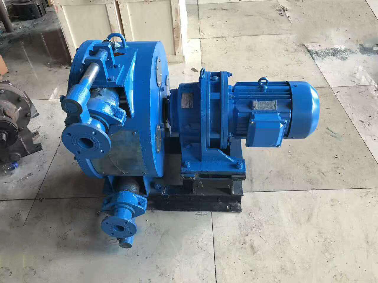 high pressure hose pump