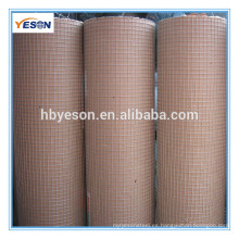 2 * 2 malla de alambre soldada / 2 * 2 galvanizado panel de malla de alambre soldado