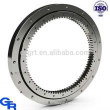 Rotatório tabela girou rolamentos, rolamentos de giro de qualidade superior, pequeno anel de giro