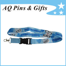 Custom Polyester Lanyards with Logo (Lanyard-118)