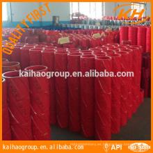 API Spec centrador de perforación para carcasa China fabricación Shandong