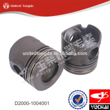 Original YC4D engine piston D0200-1004015A for yuchai