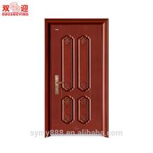 Роскошные металлическая ручка двери дизайн входной двери