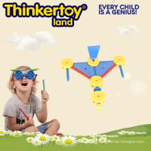 Pattern Blocks DIY brinquedos educativos para a escola